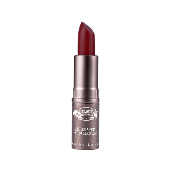 Beauty cottage elegant semi matte lipstick #15 mouvess