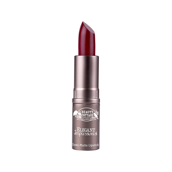 Beauty cottage elegant semi matte lipstick #19