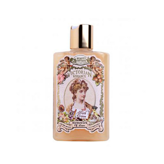 Beauty cottage memories of love perfumed body bath cream 200 ml.