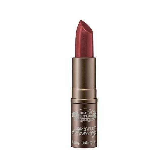 Beauty cottage sweet memory long lasting lipstick 3.5g. #01