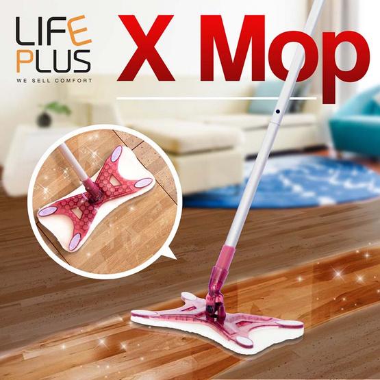 Life Plus X-Mop ไม้ถูพื้น