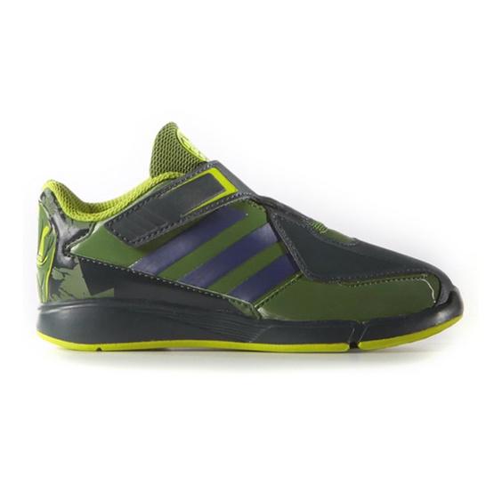 ADIDAS รองเท้าเด็ก DISNEY AVENGERS C AF3989 ดำ
