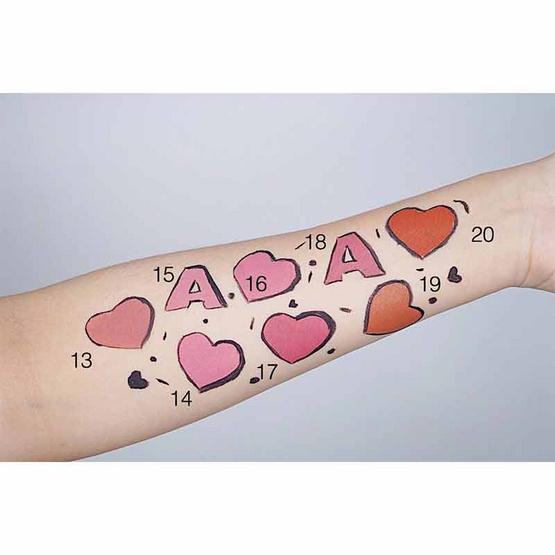 Areeya Addicted Kiss 4 g # 20 Burn Down