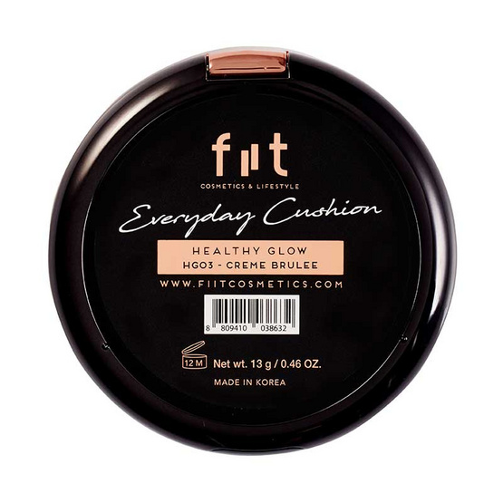 Fiit Everyday Cushion Healthy Glow SPF 50+ PA+++ 13g # 03