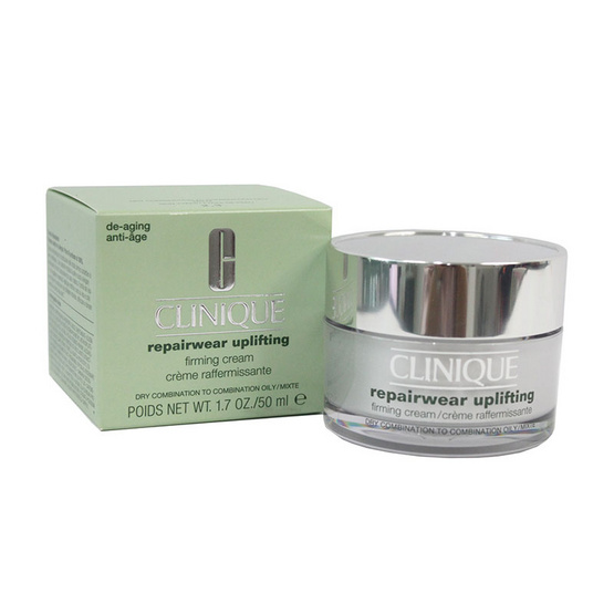 Clinique Repairwear Uplifting Firming Cream Dry Combination TO Combination Oily 50 ml