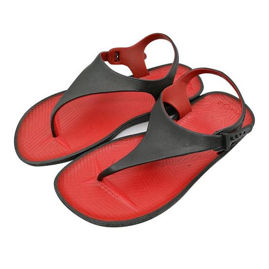 BlackOut รองเท้า รุ่น Zyneslingback สีแดง