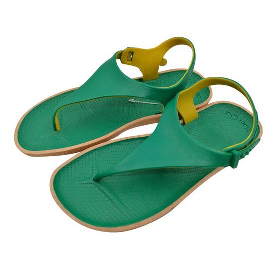 BlackOut รองเท้า รุ่น Zyneslingback สีเขียว
