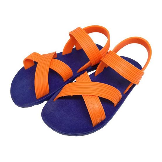 BlackOut รองเท้า รุ่น X1 ส้ม