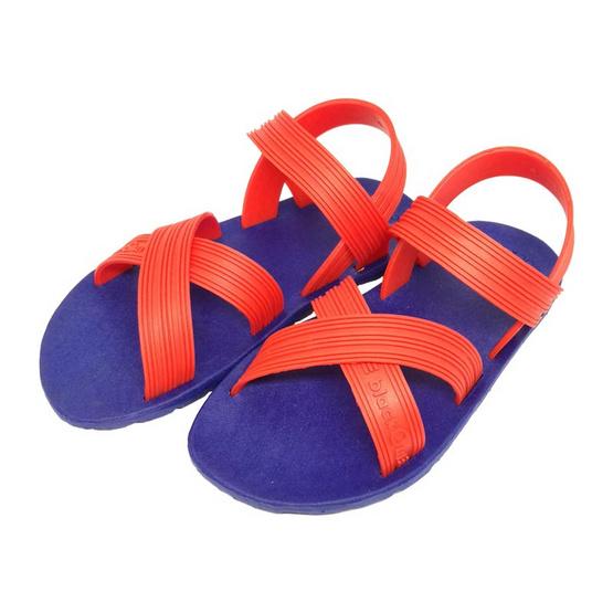 BlackOut รองเท้า รุ่น X1 แดง