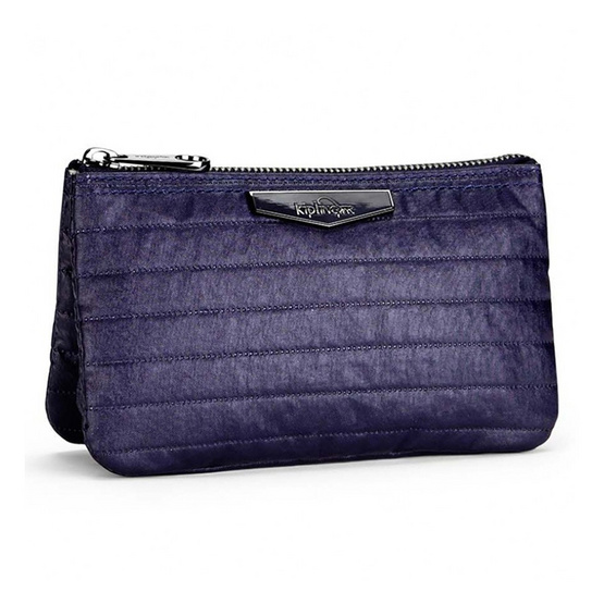 Kipling กระเป๋าอเนกประสงค์ Creativity L #Shiny Blue