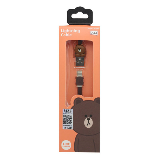 Rizz LINE Lightning USB for iPhone LN-R004