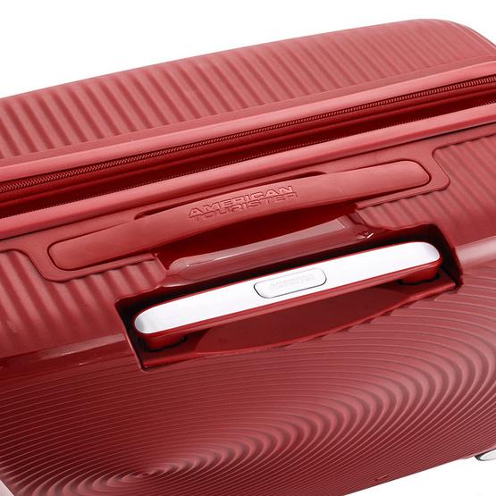 American Tourister กระเป๋าเดินทาง รุ่น CURIO SPINNER TSA สีแดง