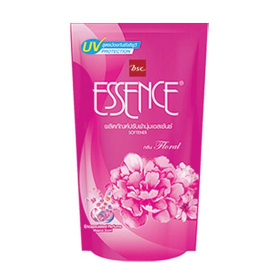 Essence น้ำยาปรับผ้านุ่ม กลิ่นฟลอรัล 600 มล. สีชมพู