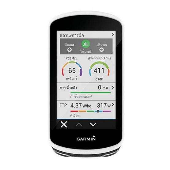 Garmin ไมล์จักรยาน รุ่น Edge 1030