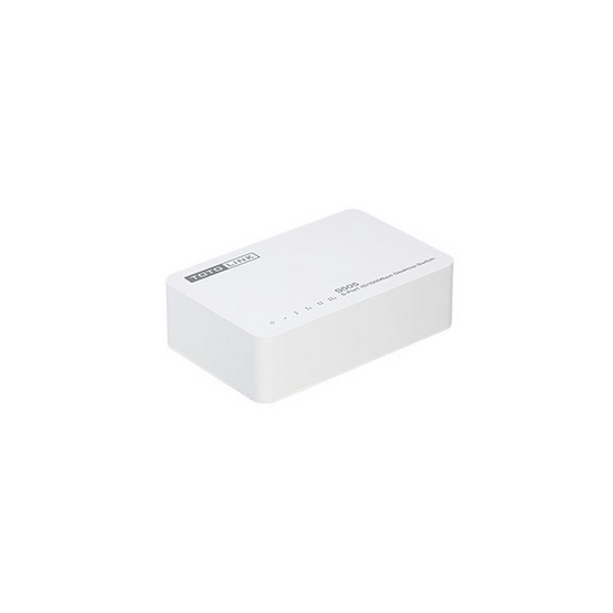 TOTOLINK S505 5-Port 10/100Mbps Desktop Switch