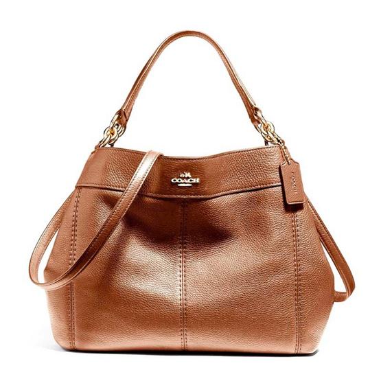 464640b157426 กระเป๋า COACH F23537 SMALL LEXY SHOULDER BAG