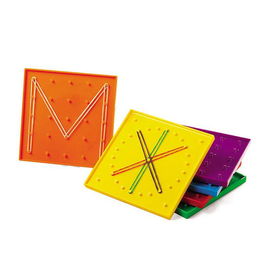 "EDX Education 6"" Geoboard (6)"