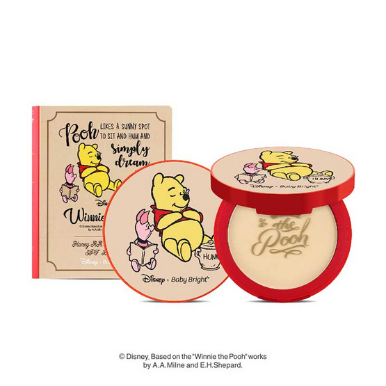 Baby Bright Disney Winnie the Pooh Honey AA Powder # 21 True Bright