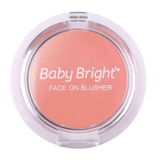 Baby Bright Face On Blusher 5 กรัม #02 Jung Mi