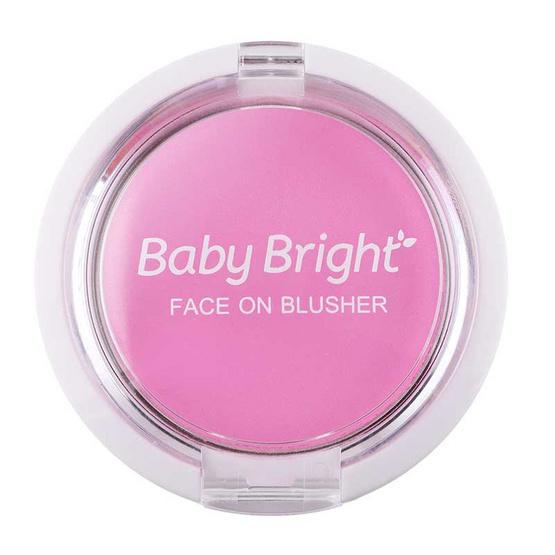 Baby Bright Face On Blusher 5 กรัม #04 Dong Baek