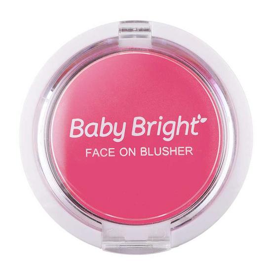 Baby Bright Face On Blusher 5 กรัม #06 Mu  Gung Hwa