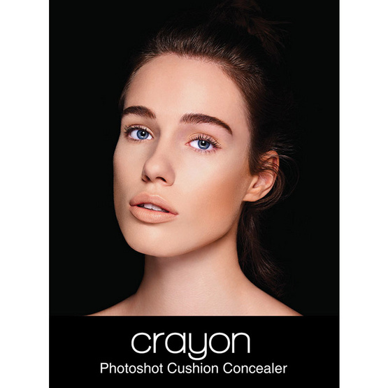 Crayon Photoshot Cushion Concealer 4.5 กรัม #2 Warm Beige
