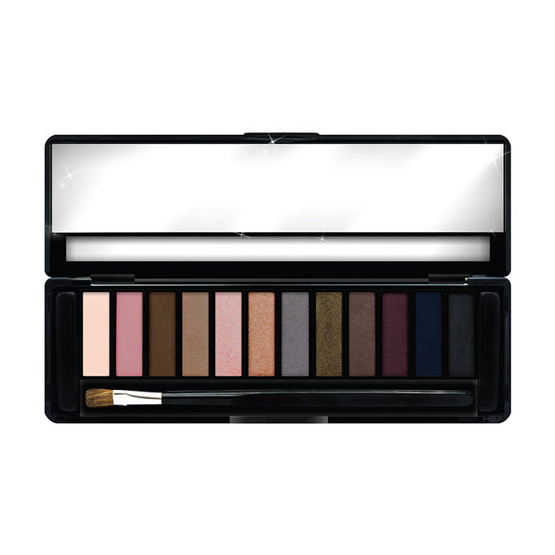 BSC BEWITCH BLACK MAGIC BY BSC HOLY WITCH EYE PALETTE #XK