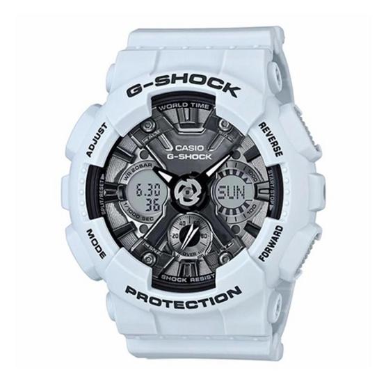 G-Shock นาฬิกาข้อมือ S series รุ่น GMA-S120MF-2A