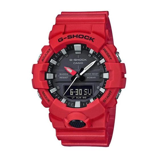 G-Shock นาฬิกาข้อมือ Analog-Digital รุ่น GA-800-4ADR
