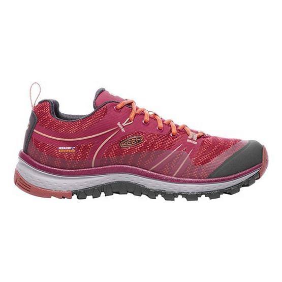 KEEN รองเท้าผู้หญิง W-TERRADORA WP RHODODENDRON/MARSALA