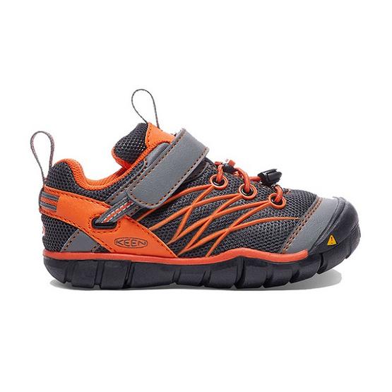 KEEN รองเท้าเด็ก รุ่น C-CHANDLER CNX GARGOYLE/KOI