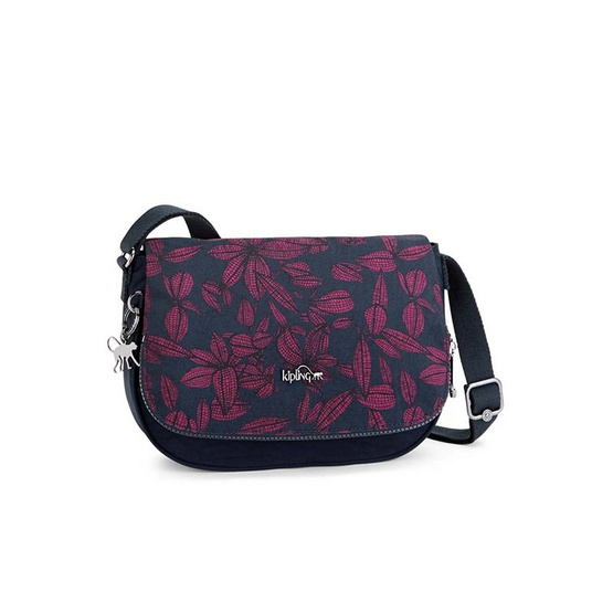 Kipling กระเป๋า Earthbeat S - Orchid Bloom Bl