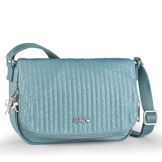 Kipling กระเป๋า Earthbeat S - Misty Blue