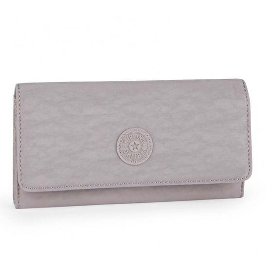 Kipling กระเป๋าสตางค์ Brownie - Urban Grey C