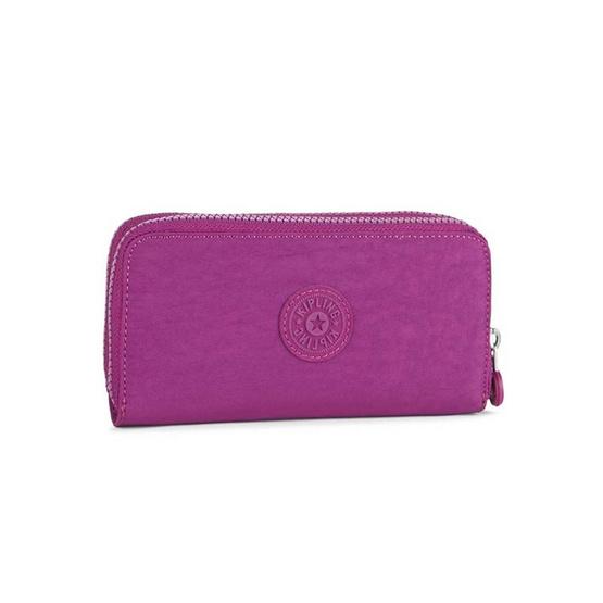 Kipling กระเป๋าสตางค์ Uzario - Urban Pink C
