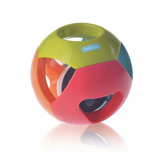KIDSME ลูกบอลเด็กเขย่ามีเสียง
