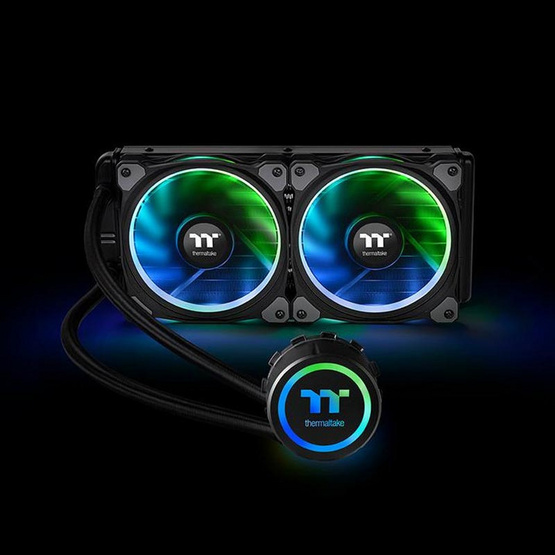 Thermaltake All-In-One Liquid Cooling System Floe Riing RGB 240