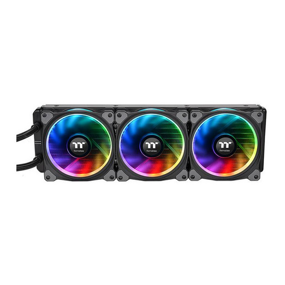 Thermaltake All-In-One Liquid Cooling System Floe Riing RGB 360