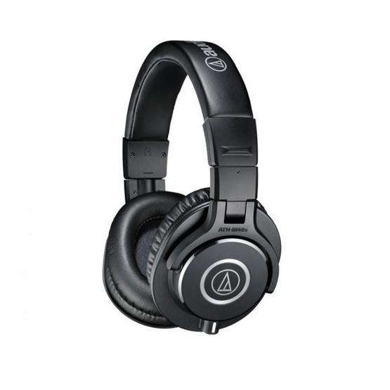 Audio-Technica หูฟังแบบครอบหู รุ่น ATH-M40X