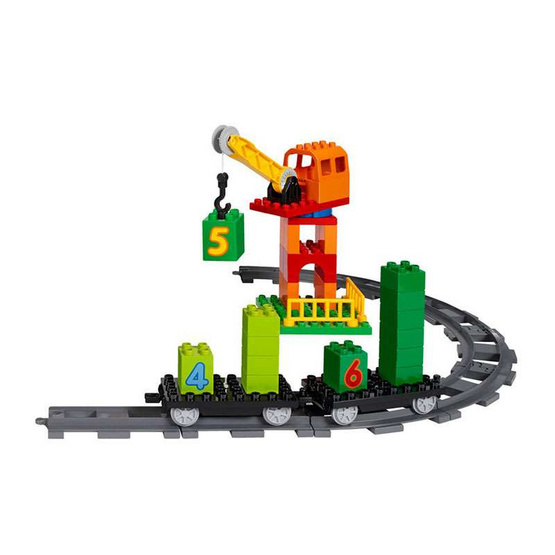 LEGO Education Math Train Set