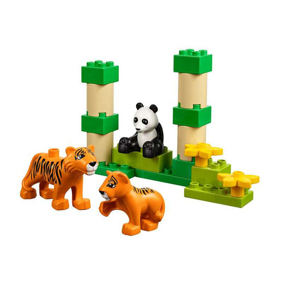 LEGO Education Wild Animals Set