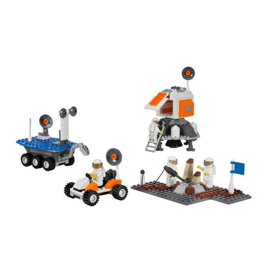 LEGO Education Space and Airport Set