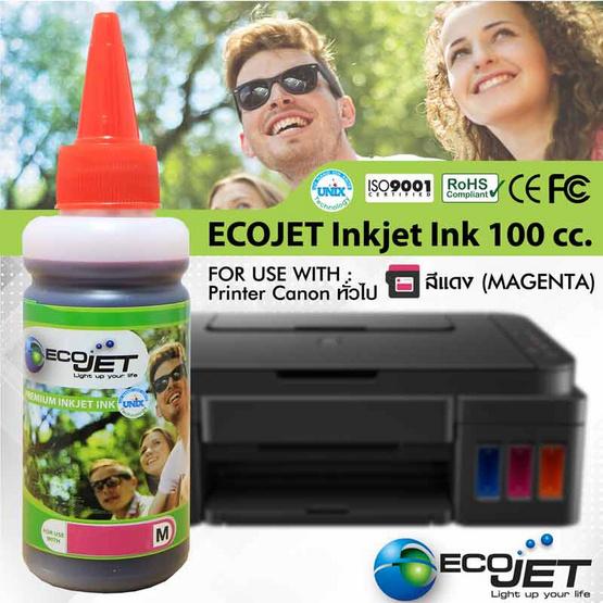 Ecojet Inkjet Inks For Canon (100cc)