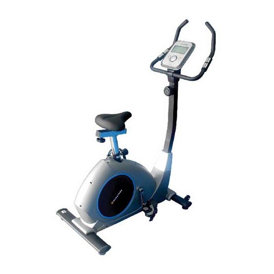 Marathon จักรยานนั่งปั่น รุ่น BK-8718U สีฟ้า-เทา