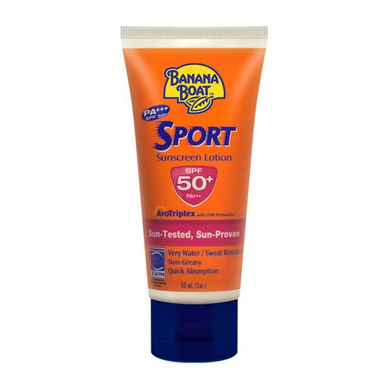 Banana Boat โลชั่นกันแดด Sport SPF 50+ PA+++ 90 มล.