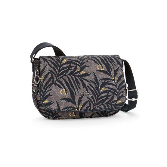 Kipling กระเป๋า Earthbeat S - Tropic Bloom Bl