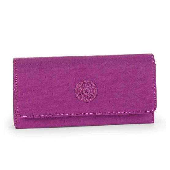 Kipling กระเป๋าสตางค์ Brownie - Urban Pink C