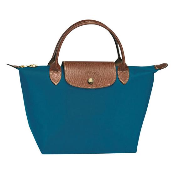 Longchamp กระเป๋า Le Pliage Small handbag - Paon