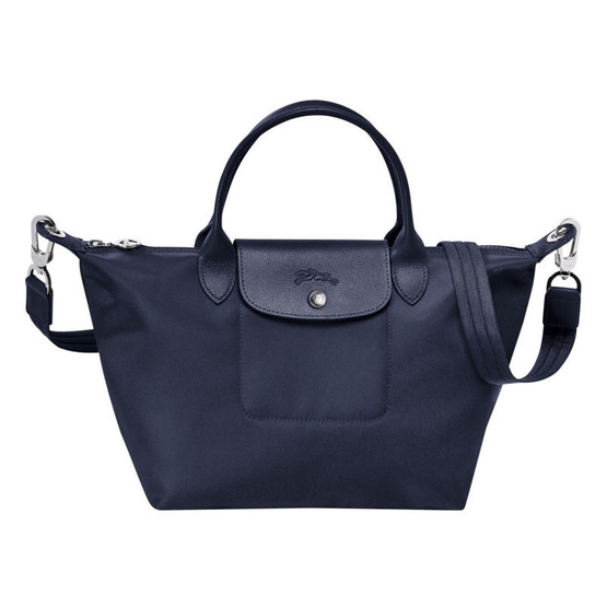 Longchamp กระเป๋า Le Pliage Néo Small Handbag - Marine