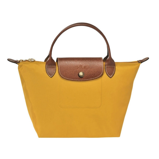 Longchamp กระเป๋า Le Pliage Small handbag - Soleil